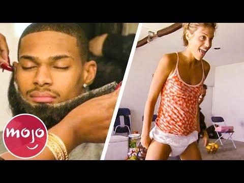 Top 10 Cringiest America's Next Top Model Moments