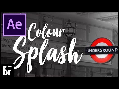Colour Splash Your Videos!