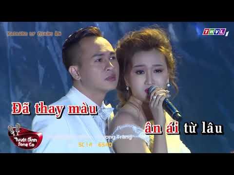 Beat Karaoke - Anh Còn Nợ Em, Ảo Ảnh | Nguyễn Phương Trang, Hoàng Nhật Minh