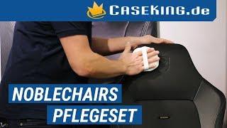 noblechairs Pflegeset - Caseking TV