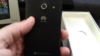 HUAWEI ASCEND W1 Unboxing Video - CELL PHONE in Stock at www.welectronics.com