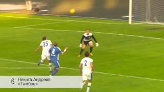 Лучшие голы ПФЛ сезона-2015/16