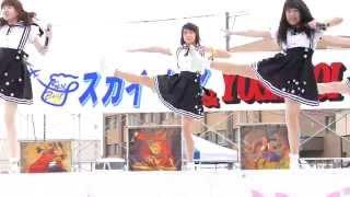 小娘(シャオニャン) スカイ・ビア & YOSAKOI祭2015 千歳のご当地アイドル