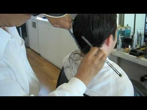 how to get hair out of razor