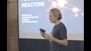Private Nuclear Fusion Reactors, Richard Dinan Lecture, Oxford University SCISOC PART 1