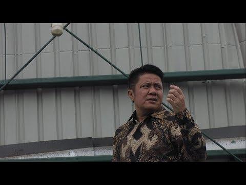 Gubernur Sumatera Selatan Herman Deru Tinjau Jakabaring Sport City Pasca Diterjang Angin Kencang Mp3