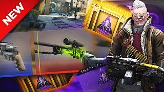 OPERATION SHATTERED WEB! (Case Opening)
