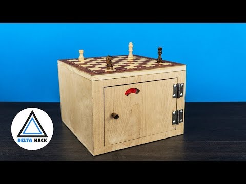 HOW TO MAKE CHESS PATTERN SAFE? | DIY