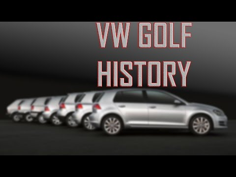 Volkswagen Golf History ( 1974 - Present )