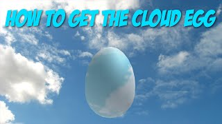 How to get The Cloud Egg at the ROBLOX Egg Hunt 2015