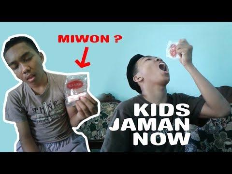 Mabok Micin - dasar KIDS JAMAN NOW