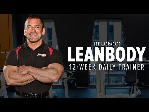 Lee Labrada's 12-Week Lean Body Training Program