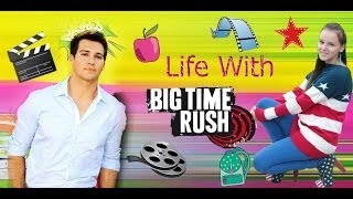 """Воскресенье с Big time Rush""-Life with BTR"