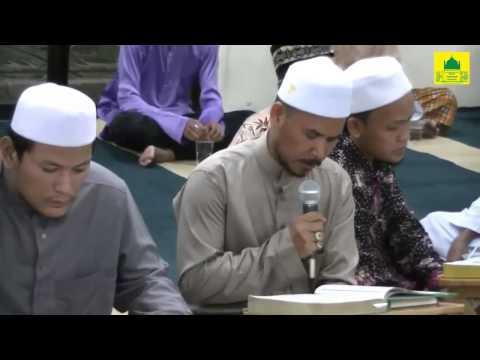 Bacaan Surah-Surah Terakhir dan Doa Khatam Al-Quran