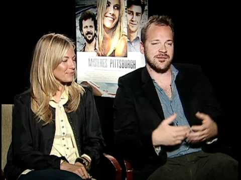 The Mysteries of Pittsburgh - Exclusive: Sienna Miller and Peter Sarsgaard Interview