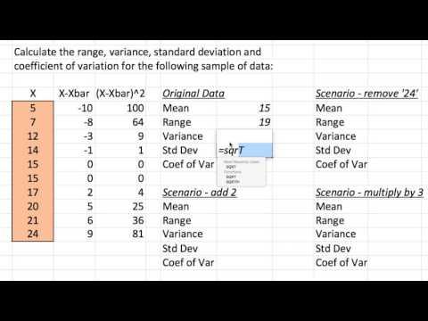 Quantitative Methods For Business - Tutorial 1