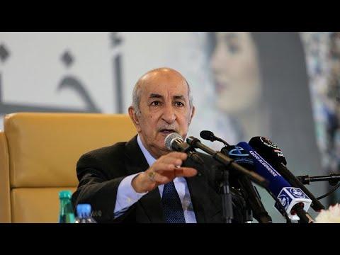 الرئيس الجزائري المنتخب يدعو لحوار مع -الحراك- ويعلن بدء مشاورات من اجل دستور جديد …  - نشر قبل 2 ساعة