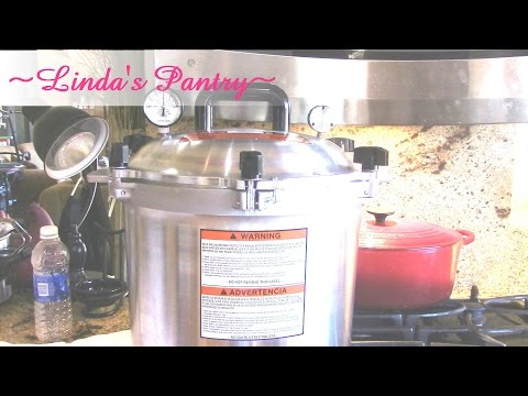 ~Caring For Your All American  Pressure Canner With Linda's Pantry~