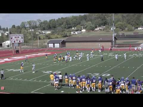 Hocking College First Half 092416