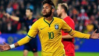 【ブラジル代表 親善試合】ネイマール大活躍 トルコを圧倒、4-0圧勝!