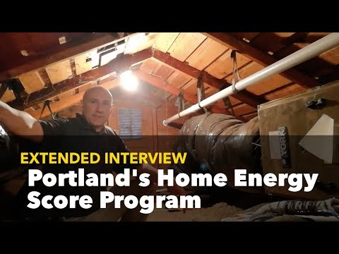 Portland Home Energy Score - Extended Interview