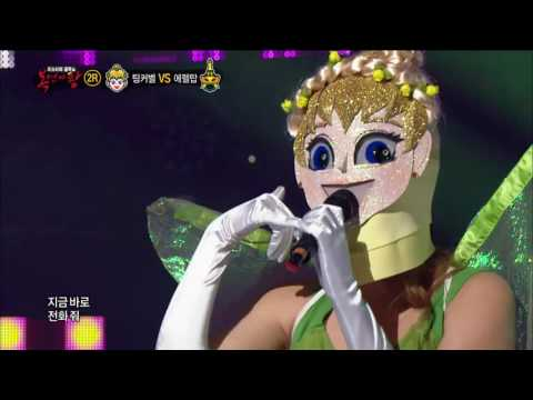 【TVPP】 Soyou(SISTAR) - '8282' Live, 소유(씨스타) - '8282' @King Of Masked Singer