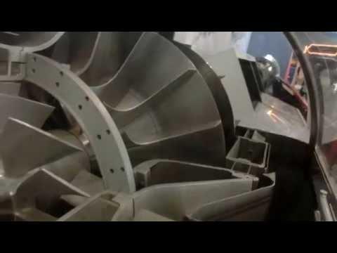 Heinkel HeS 3B TurboJet - 1939