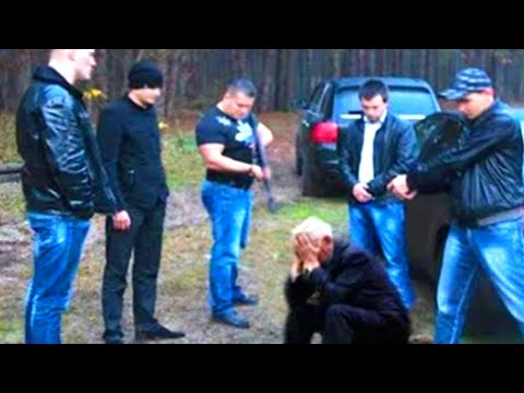 These men attacked the old man but they didn't know he was not alone there! Then This Happened