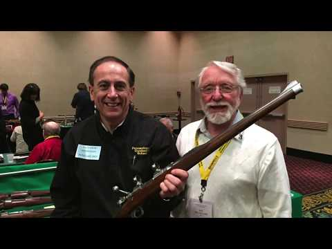 PGS visits the 2015 Beinfeld Antique Arms Show