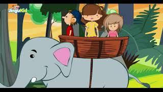 ba2bf2a26 Elly The Elephant - Popular Animated Nursery Rhymes
