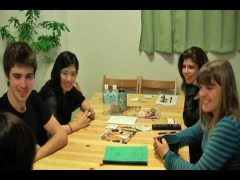 The tenants interview in BORDERLES HOUSE ITABASHI-KUYAKUSHOMAE