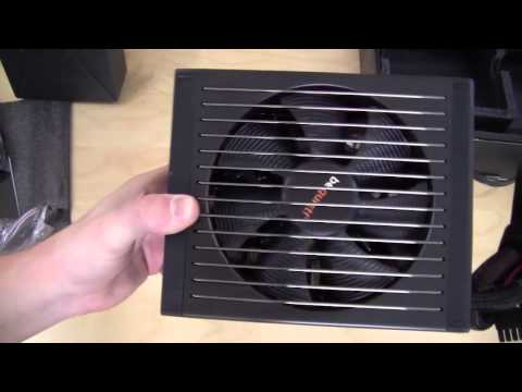 be quiet! Dark Power Pro 10 550W Power Supply Unboxing & Overview