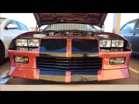 82-92 Camaro Headlight Kit