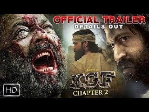 KGF 2 Official Trailer | Chapter 2 | Yash | Srinidhi Shetty | Prashanth Neel | Vijay Kiragandur |