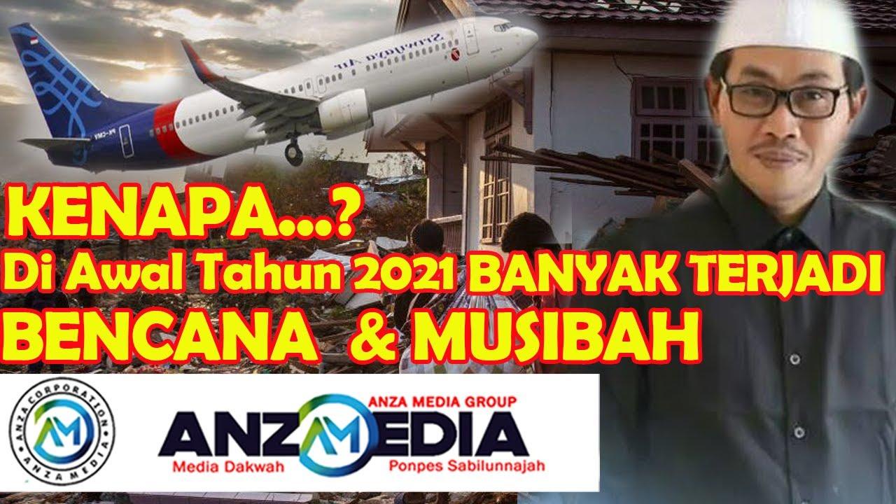"""KH ANWAR ZAHID TERBARU 2021 """"RENUNGAN AWAL TAHUN 2021"""""""