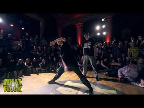 What The Flock vol.5 | Hip-Hop 2x2 1/8 Irina S.N.CH. & Dam'en vs Sofa & Shaman