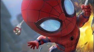 Nhạc Phim Remix 2017 - Người Nhện Tí Hon , Spider man - Liên Khúc Nhạc Trẻ Remix - Việt Mix