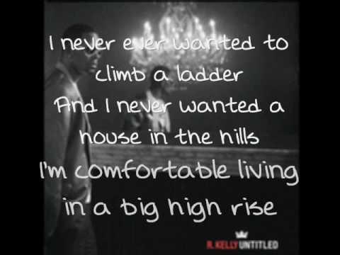 R Kelly Falling From The Sky Lyrics