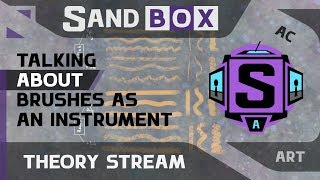 (Figuring out Brushes - Practice) Creative Sandbox [ENG] - Session 2