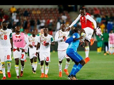 Afrique du Sud 0-2 Sénégal | Éliminatoires Mondial 2018 - 2ème journée