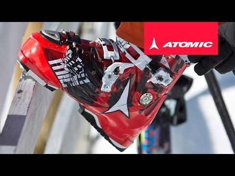 ATOMIC HAWX 130 BOOTS 2014 | Sets new standards