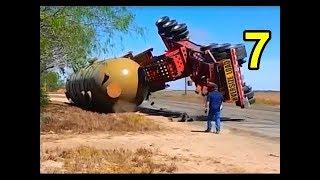 kecelakaan alat berat, kecelakaan truk #7