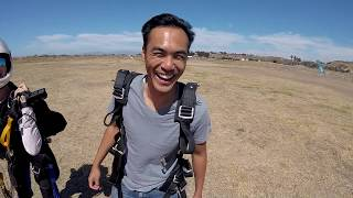 I Jumped Out of a Plane to Celebrate Bitcoin's 2019 Recovery!