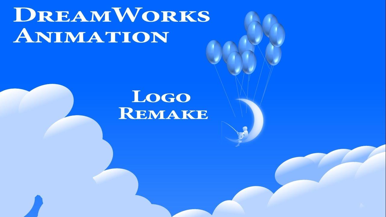 logo remake compilation dreamworks animation skg 2004 2010 by