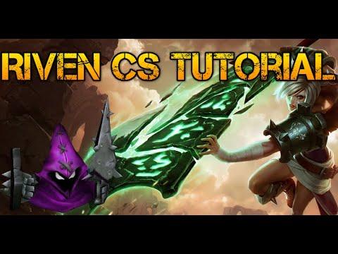 Riven Build Guide : [9 17] Play Riven Like A God :: League