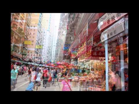逛香港北角馬寶道及春秧街 - YouTube