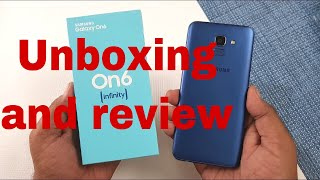 Unboxing and review of samsung galaxy on6 by i like games
