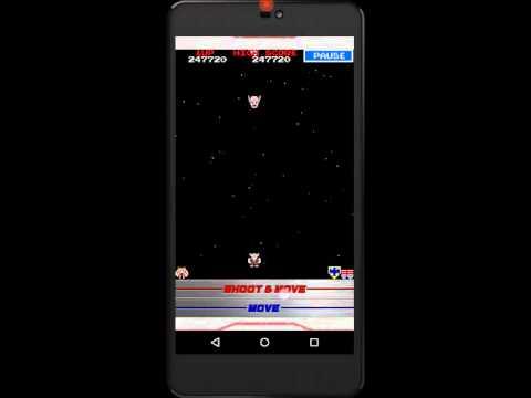 Galaga Tekken :P Game Play