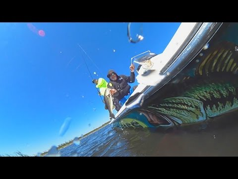 Florida Travel: The Best In Bass Fishing: Lake Okeechobee