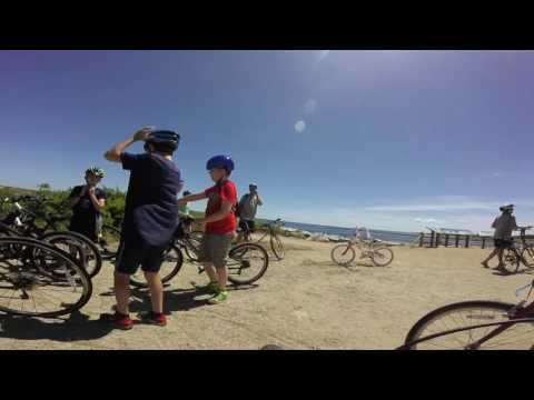 East Falmouth Elementary School Cape Cod Canal Trip 2016